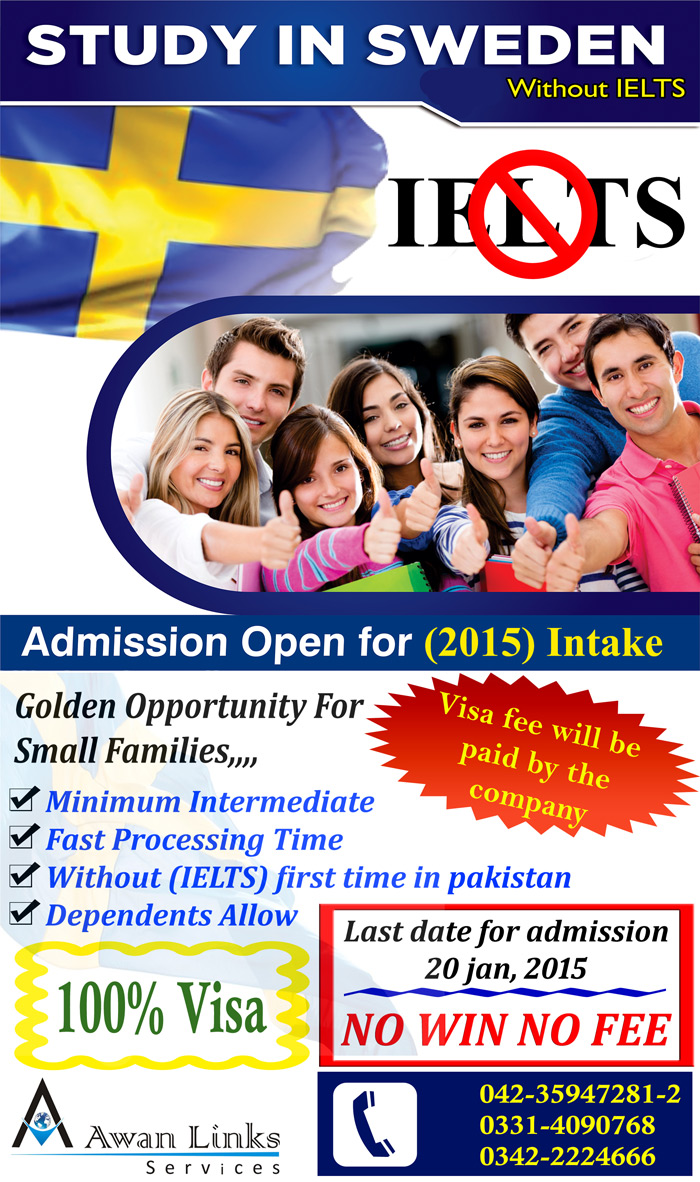 Awan Links Services – Study in Sweden