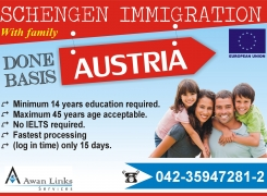 Austria Immigration with Family
