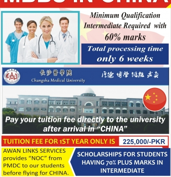 MBBS In China